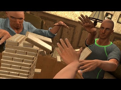 The Situation Is Getting Out Of Hand (Hand Simulator Funny M
