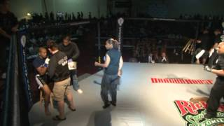 Dragon House 11 Charlie Seang vs. Steven Lara Fight 5
