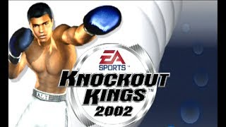 Knockout Kings 2002 ... (PS2)