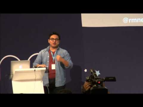 CPMX6 - De Campus Party a Silicon Valley: 10 lecciones aprendidas - Ramon Escoba