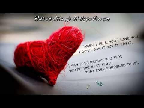 TRUE - Ryan Cabrera (Lyrics + Vietsub)