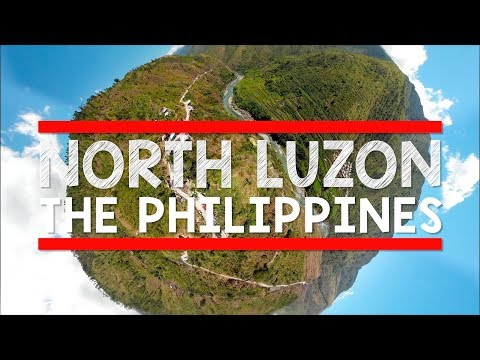 North Luzon, The Philippines - Mavic Air Asteroid Compilation