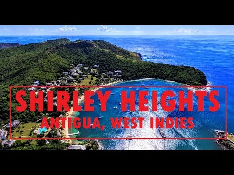 Shirley Heights - English Harbour - Antigua