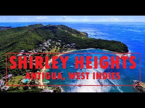 Shirley Heights - English Harbour - Antigua