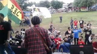 Shadow Rastafara-Skater (Cover) Live at Serang baru,Aniversary SSB Serang Baru#1