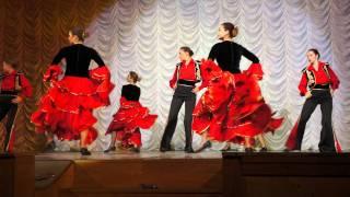 Испанский танец(