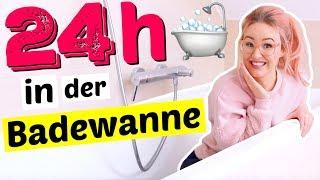 24 STUNDEN in der Badewanne eingesperrt 😩 | ViktoriaSarina