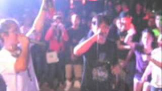 Target, Zaito, Dello, Silencer Show at Lucban Quezon part 2
