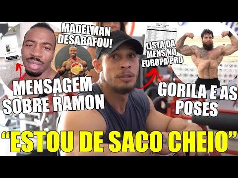 RAMON NA LISTA DA MENS – RIVAL DO RAMON DESABAFA APÓS MENSAGENS DE FÃS BRASILEIROS E MAIS – ENTENDA