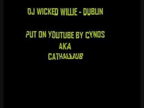 DJ Wicked Willie Dublin MANIAC