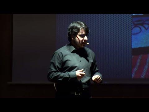 Obsesión por la palabra | Iván Olmos | TEDxRúaSanFroilán