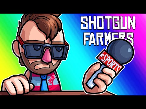Shotgun Farmers Funny Moments – Moo is SO HAPPY to Play This Again!