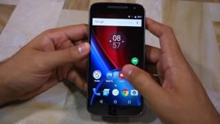 Moto G4 Plus: How to lock apps using fingerprint scanner