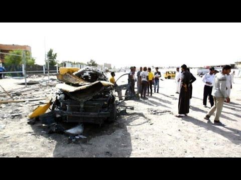 Irak: Al menos 33 muertos en doble atentado con coche bomba