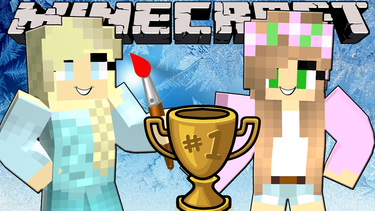 how to make elsa in minecraft