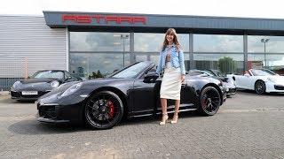 Review Porsche 991 Carrera 4 GTS
