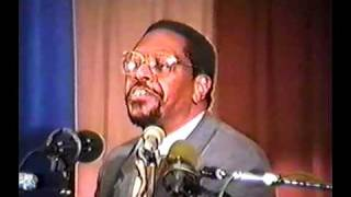 Dr Amos Wilson - How White Society promotes Violence in the Afrikan Community