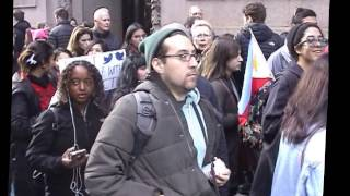 NYC Women's March - 21 January 2017 - Cryptome