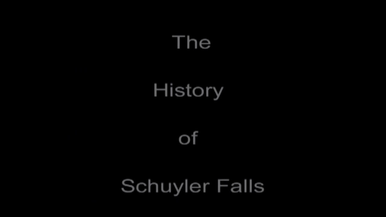 Town of Schuyler Falls History part one -- 2003