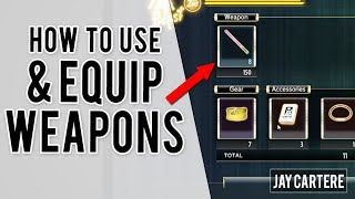 How To Equip And Use Weapons In YAKUZA 0 - YAKUZA 0 PS4 TUTORIAL
