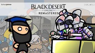 Black Desert Online Season Servers (Cartoon Parody)