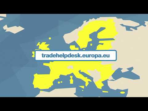 What is the EU Trade Helpdesk