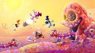 Huliplay Rayman Legends[ Boss + 3ª fase Musical]