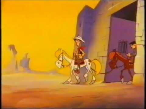 Lucky Luke: Saattue Uuteen Meksikoon 1/3
