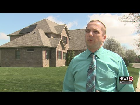 Indianapolis Man Battles Homeowners Association Over Solar Panels
