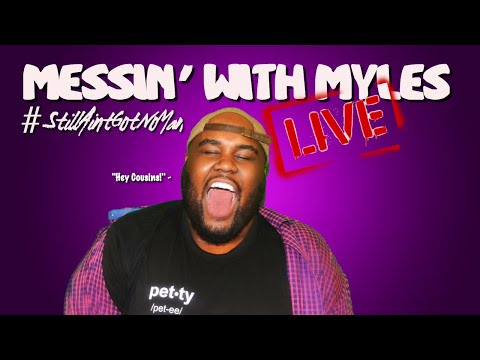 Messin With Myles 3/20/18 Bruno Mars a culture vulture? Gag Order vs Queens Court & More