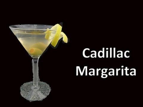 best cadillac margarita drink recipe hd youtube. Black Bedroom Furniture Sets. Home Design Ideas