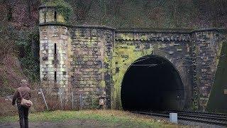 Die vergessene Nordseite des Lengericher Eisenbahn-Tunnels | Exploring lost places