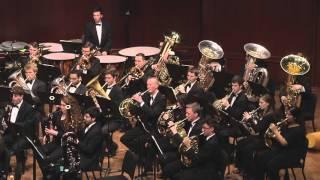 umich symphony band eric whitacre sleep