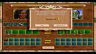 OK. Zagrajmy w Heroes of Might and Magic 2 - Trzeci scenariusz, zamek czarodziejki [#4]
