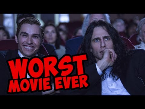 THE WORST MOVIE EVER – The Room Movie Review // F*cked Up Film Club | Snarled