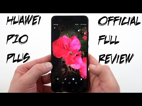 Huawei P10 Plus One Month Review: Good Phone, Elite Camera (Outline Below)