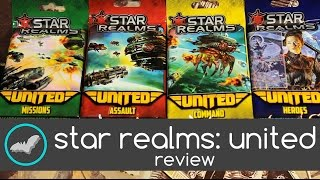 Star Realms: United Expansion Review