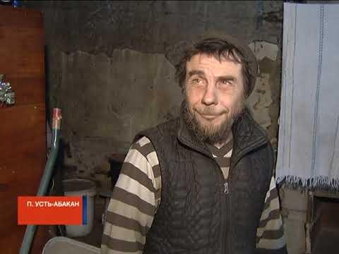 Семья из Усть-Абакана вынуждена жить в полуразрушенном гараже