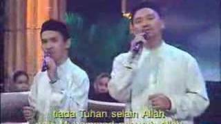 Raihan - Puji-pujian ( Live in France)