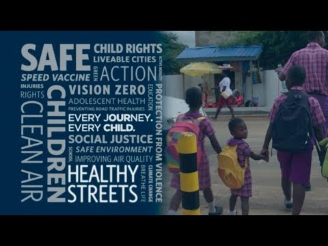 Working for safe & healthy mobility for all - 2017 in review