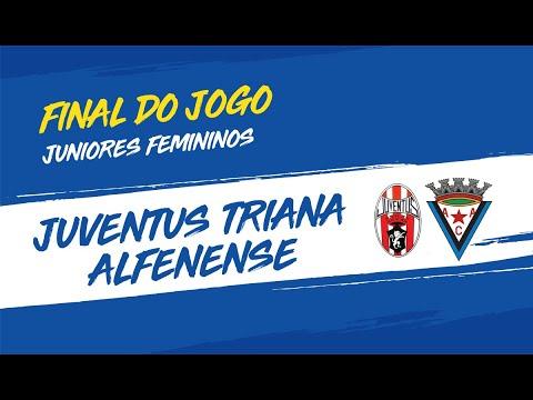 FUTSAL - (GOLOS) Juventus Triana x AC Alfenense (1-0 ...