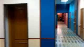 Маленький холл в общежитии на Авиамоторной(, 2014-08-21T11:31:09.000Z)