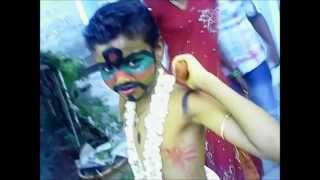 BONALU potharaju dance 2014 venkatadri,narapally