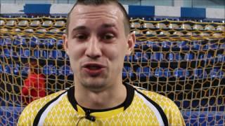 Комментарии Олега Кривенко (разыгрывающий СГАУ-Саратов)