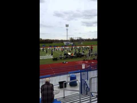East Syracuse Minoa Spartan Marching Band
