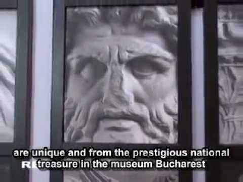 Expo at Rome - Dacian antique gold - Romanian Old European Heritage from DACIA