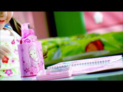 Fulla - Pink Stationery | فلة - قرطاسية بلون وردي