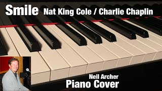 Smile - Nat King Cole / Charlie Chaplin - Piano Cover