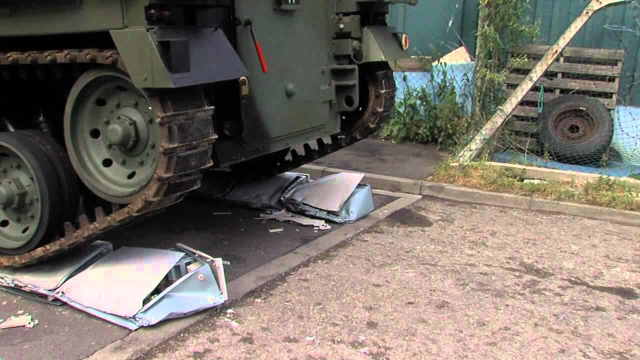 Tank Computer Crush Wmv Doovi