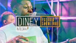 Diney Ao Vivo no Estúdio Showlivre 2019 - Álbum completo